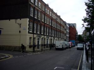 Broad Street, Soho