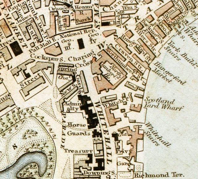Charing Cross c.1833