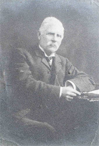 Edward William Seager