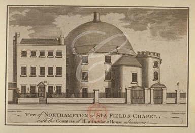 spa fields chapel