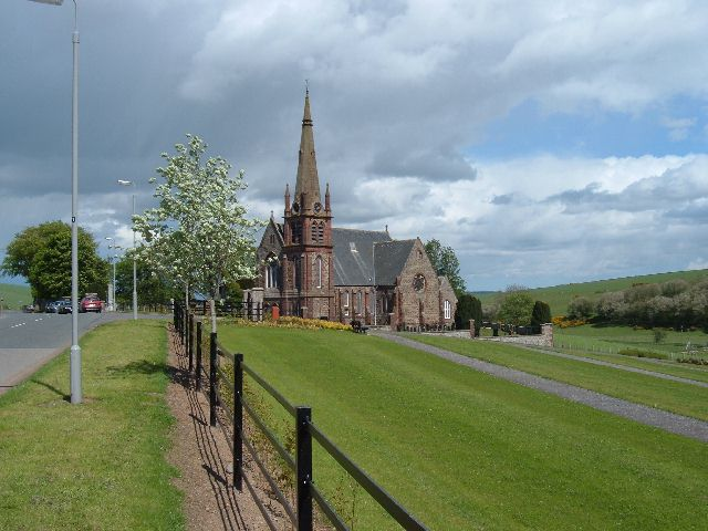 Auchterless kirk today