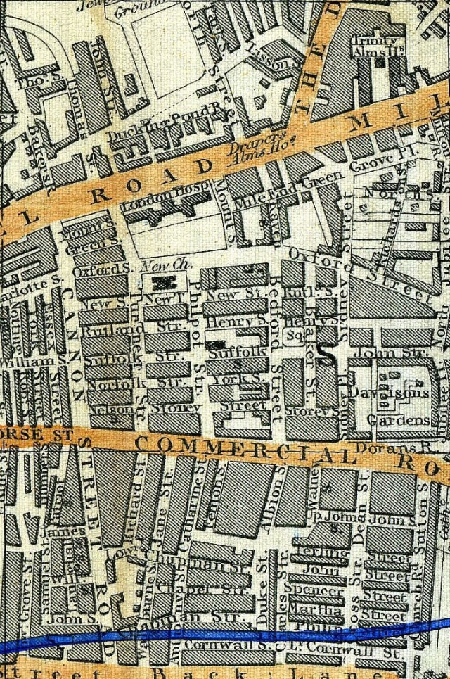 cornwall street etc 1851