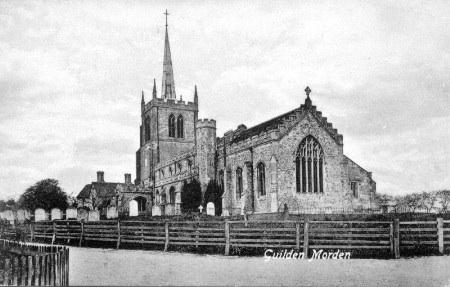 St. Mary's church, Guilden Morden