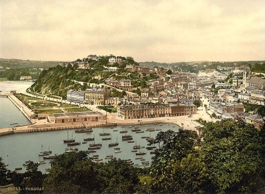 Torquay in the 1890s