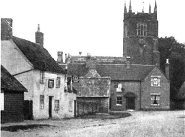 Blunham in about 1906