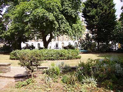 Barnsbury Square, Islington