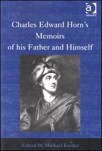 Memoir of Charles Edward Horn