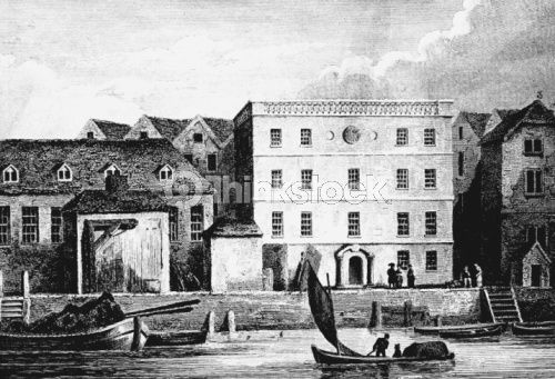 Steelyard, London, 17th century