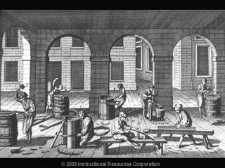 18th century wine coopers