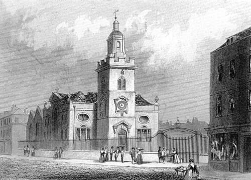 St Mary, Whitechapel