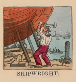 18th-Century-Shipwright