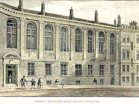 Merchant Taylors School, London