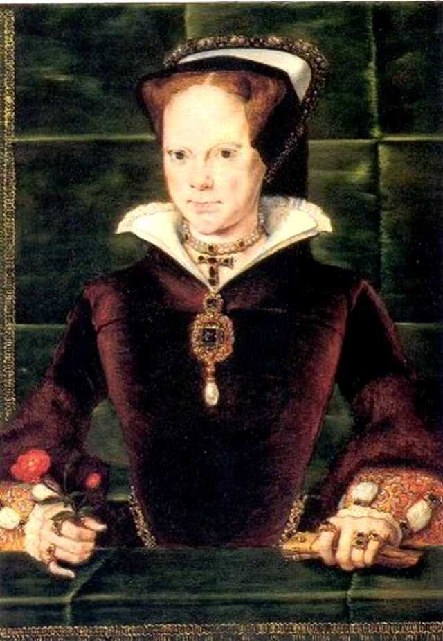 Queen Mary (died 1558)