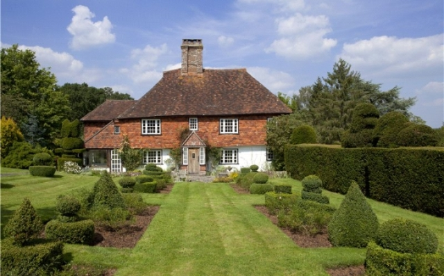 Mottynseden manor house, Burwash, Sussex
