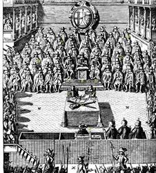 Parliament in the 17th century