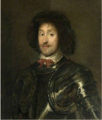Sir William Campion (via Colchester & Ipswich Museums)