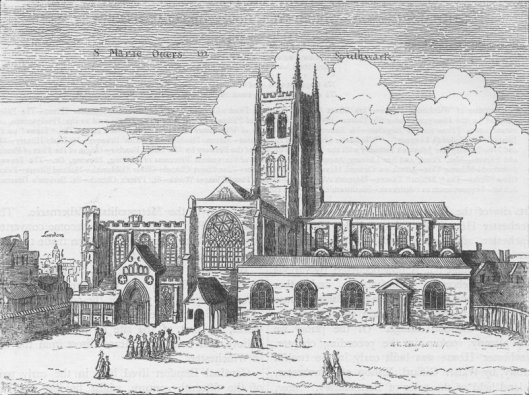 St Mary Overy, Southwark