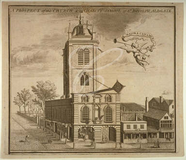 st botolph church and school