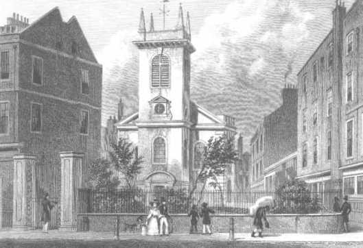 St Olave Jewry, London