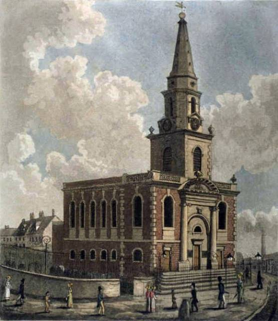 St George the Martyr, Southwark