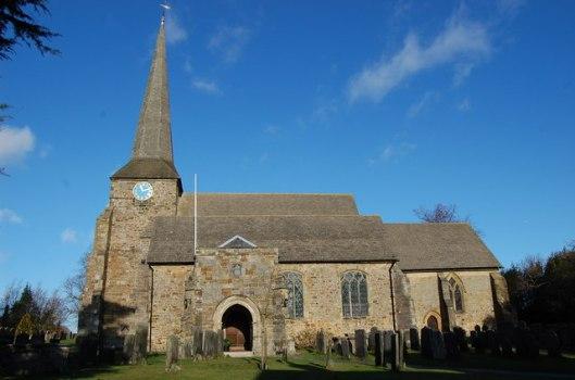 Parish church of Saint Peter and Saint Paul, Wadhurst