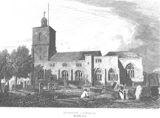 stepney-church