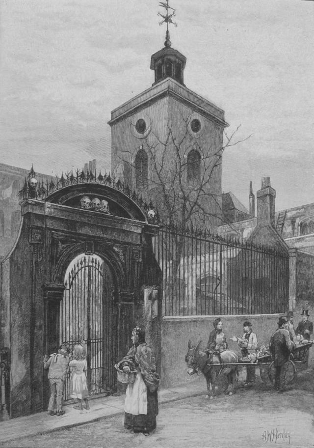 St Olave, Hart Street, London