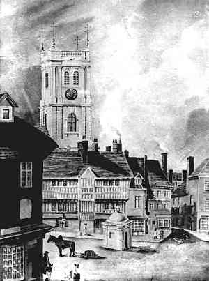 Worcester in the 18th century