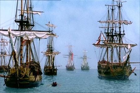 18th century ships