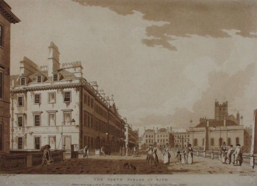 Bath in the 18th century