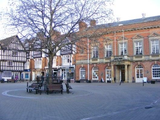Market place, Evesham