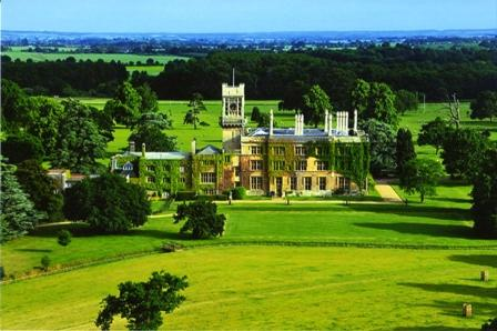 The Mansion House, Old Warden, Bedfordshire