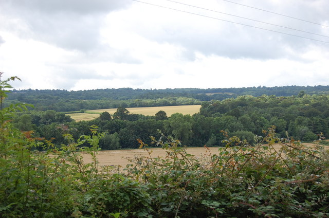 Countryside near Lamberhurst (via geograph.co.uk)