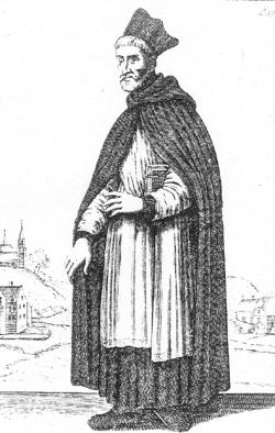 Augustinian canon (via thurgartonhistory.co.uk)