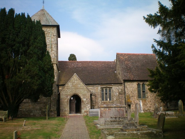 Wivelsfield church, Sussex
