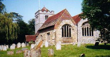 Church of St Mary the Virgin, Ringmer