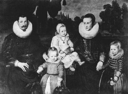 Elizabethan family