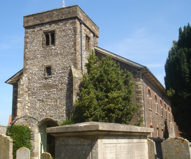 Former All Saints church, Lewes, now an arts and crafts centre