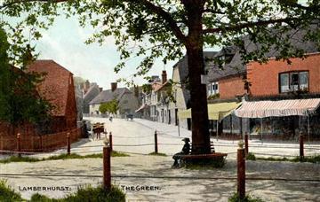 Lamberhurst in 1912