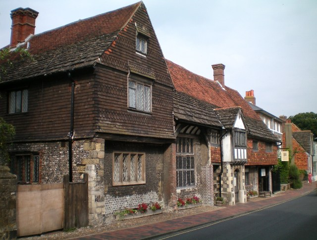 The home of Anne of Cleves in Lewes: an example of a Tudor house