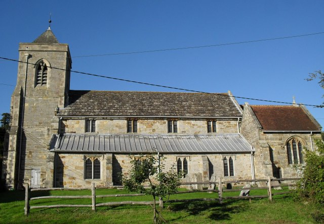 Parish church of St Thomas a Becket, Framfield
