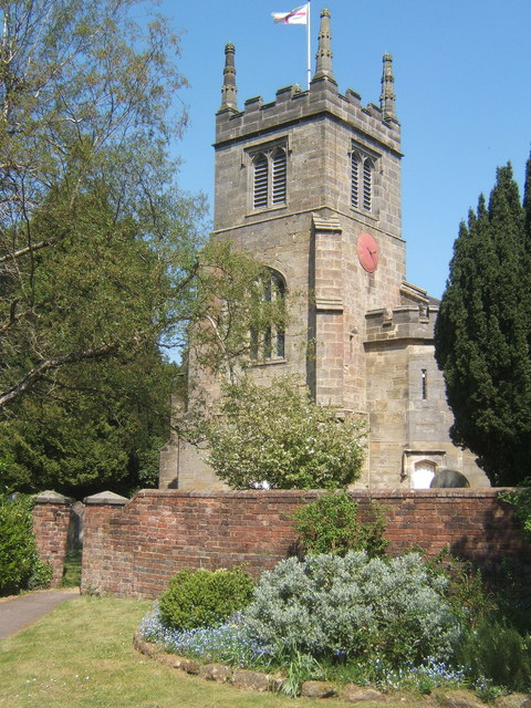 Parish church of St Alban, Frant