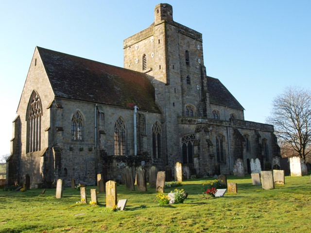 Etchingham parish church (via geograph)