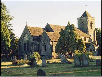 Framfield parish church