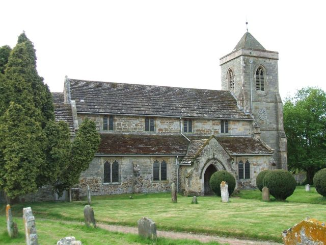 Parish church, Framfield (via wanderinggenealogist.wordpress.com)
