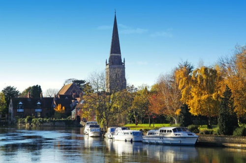 Abingdon today (via picturesofengland.com)