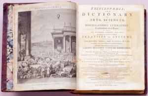 Abraham Rees' Encyclopaedia