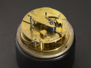 Marine chronometer by Thomas Earnshaw (via www.britishmuseum.org)