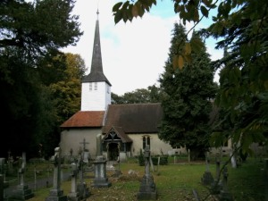 Parish church of St Mary the Virgin, Shenfield, Essex