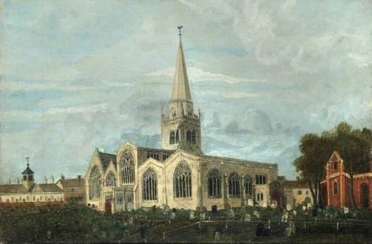 Parish church of St Helen's, Abingdon (via rscm-oxford.org.uk)